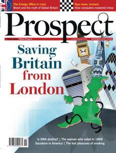 Prospect Magazine - November 2018