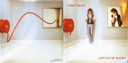 Robert Plant - Pictures At Eleven (1982)