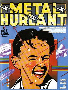 Métal Hurlant - Tome 7
