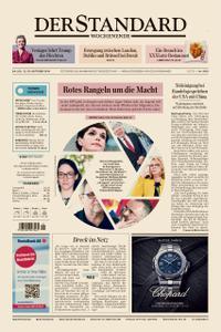 Der Standard – 12. Oktober 2019
