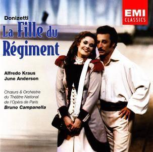 Bruno Campanella, Choeurs & Orchestre du Theatre National de l'Opera de Paris- Donizetti: La Fille du Regiment (2002)