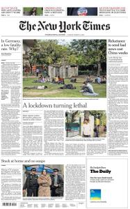 International New York Times - 31 March 2020