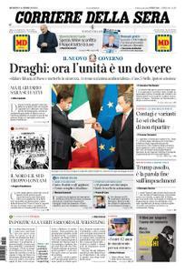 Corriere della Sera – 14 febbraio 2021