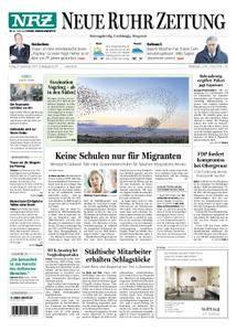 NRZ Neue Ruhr Zeitung Essen-Postausgabe - 29. September 2017