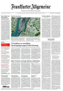 Frankfurter Allgemeine Zeitung F.A.Z. - 23. September 2019