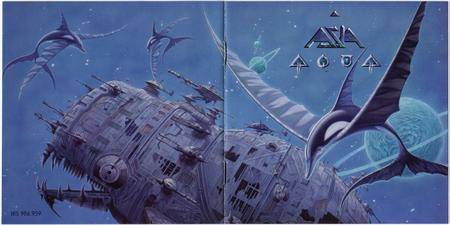 Asia - Aqua (1992)