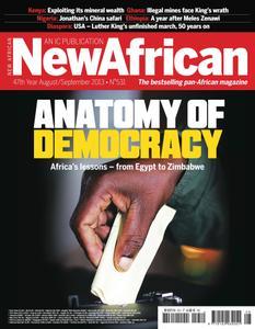 New African - AugustSeptember 2013