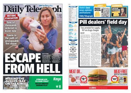 The Daily Telegraph (Sydney) – January 03, 2020