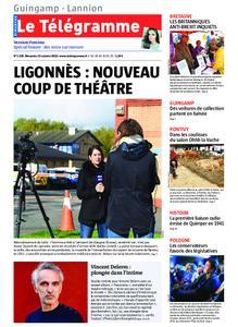 Le Télégramme Guingamp – 13 octobre 2019