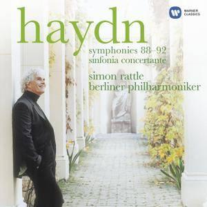 Berlin Philharmonic Orchestra, Sir Simon Rattle - Haydn: Symphonies 88-92, Sinfonia Concertante (2007/2014) [24/44]
