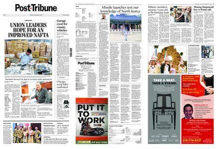 Post-Tribune – September 04, 2017