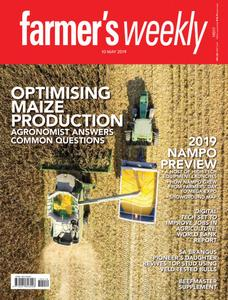 Farmer's Weekly - 10 May 2019