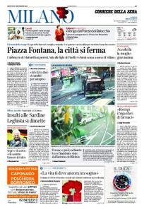 Corriere della Sera Milano – 12 dicembre 2019