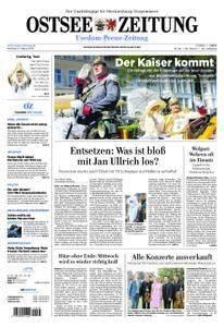 Ostsee Zeitung Wolgast - 06. August 2018