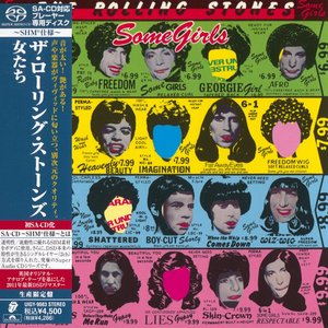 The Rolling Stones - Some Girls (1978) [Japanese Limited SHM-SACD 2012 # UIGY-9083] PS3 ISO + Hi-Res FLAC