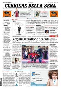 Corriere della Sera – 09 novembre 2020