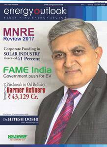 Energy Outlook - January 2018