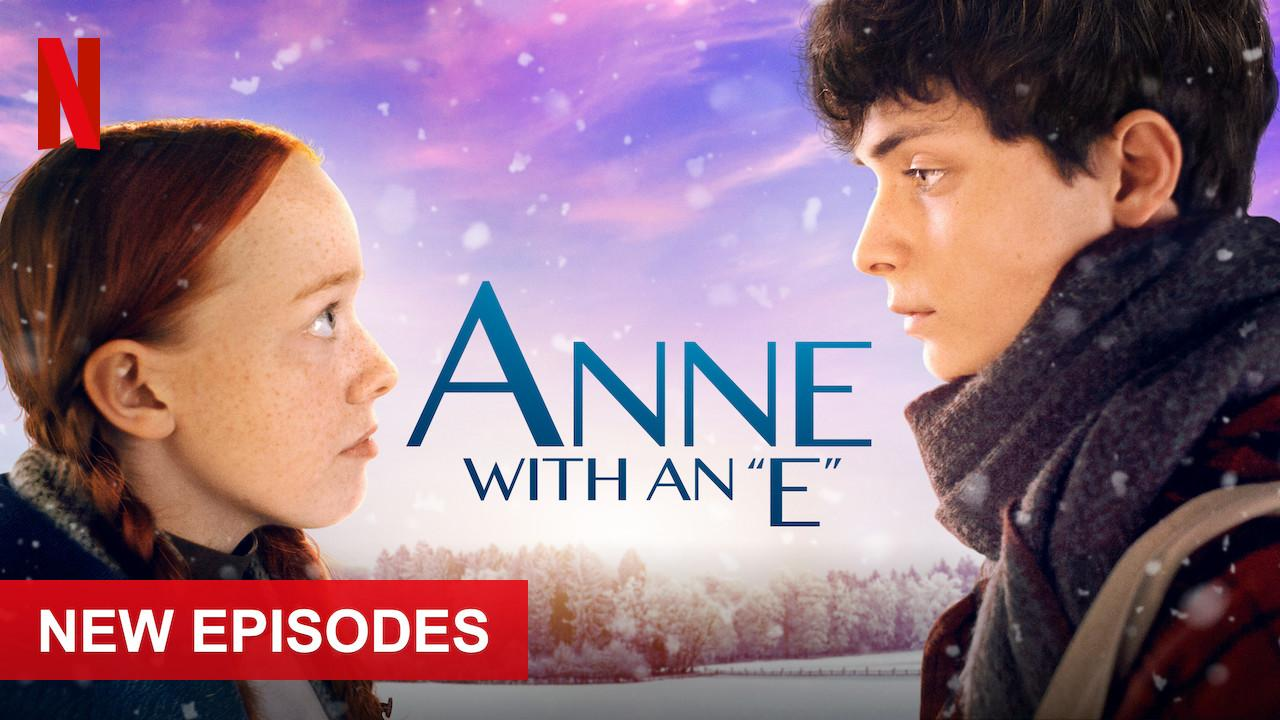 Anne with an E S03