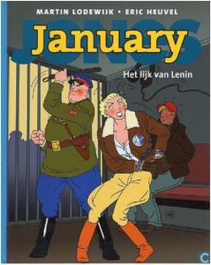 January Jones - 08 - De Eerste Keizer