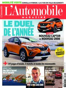 L'Automobile Magazine - août 2019