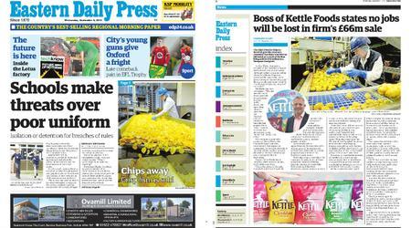 Eastern Daily Press – September 04, 2019