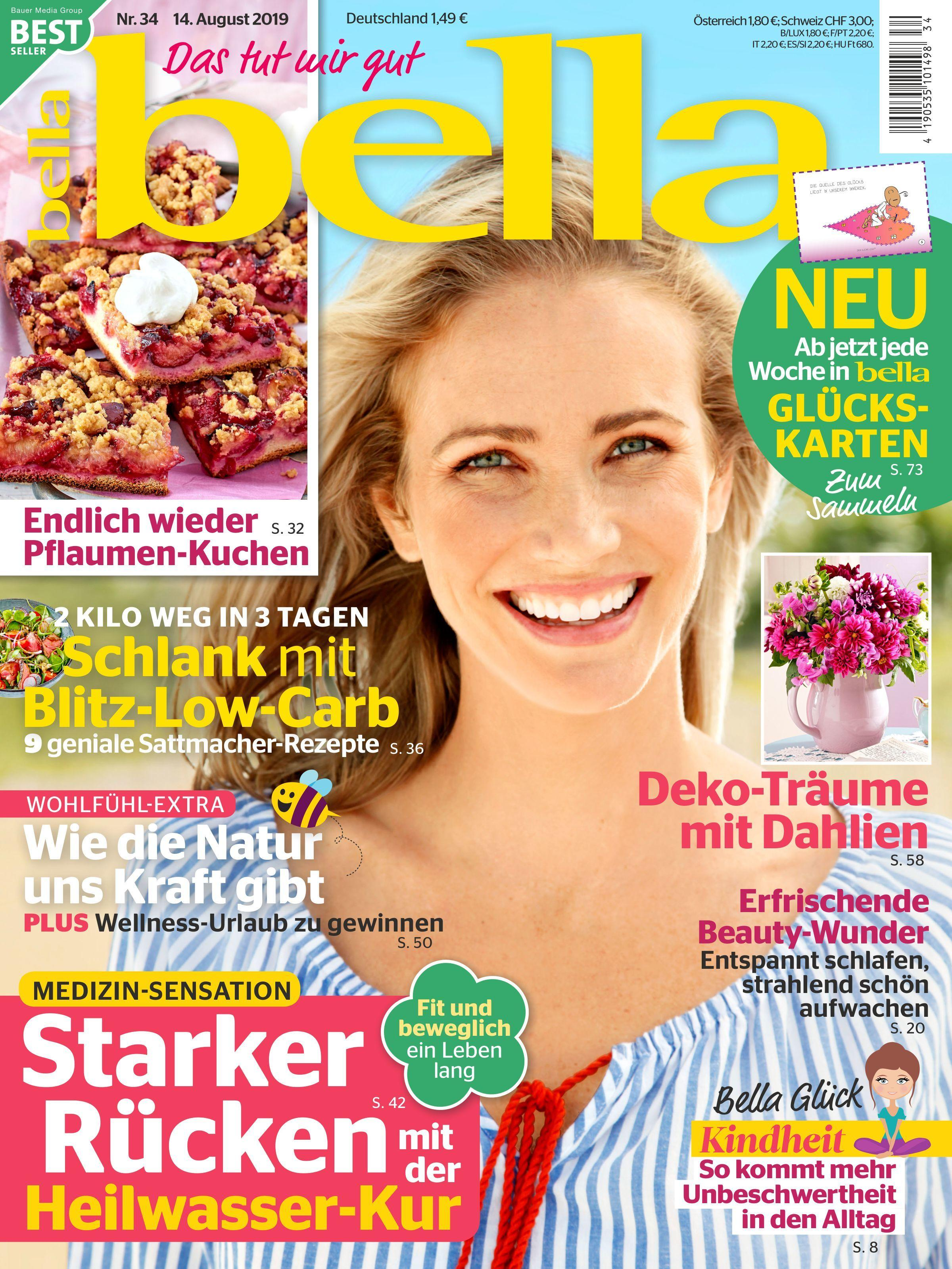 Bella Germany – 14. August 2019