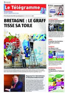 Le Télégramme Brest Abers Iroise – 23 juin 2019