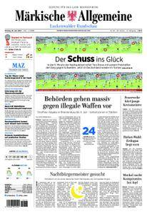 Märkische Allgemeine Luckenwalder Rundschau - 25. Juni 2018