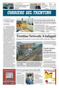 Corriere del Trentino - 18 Aprile 2018