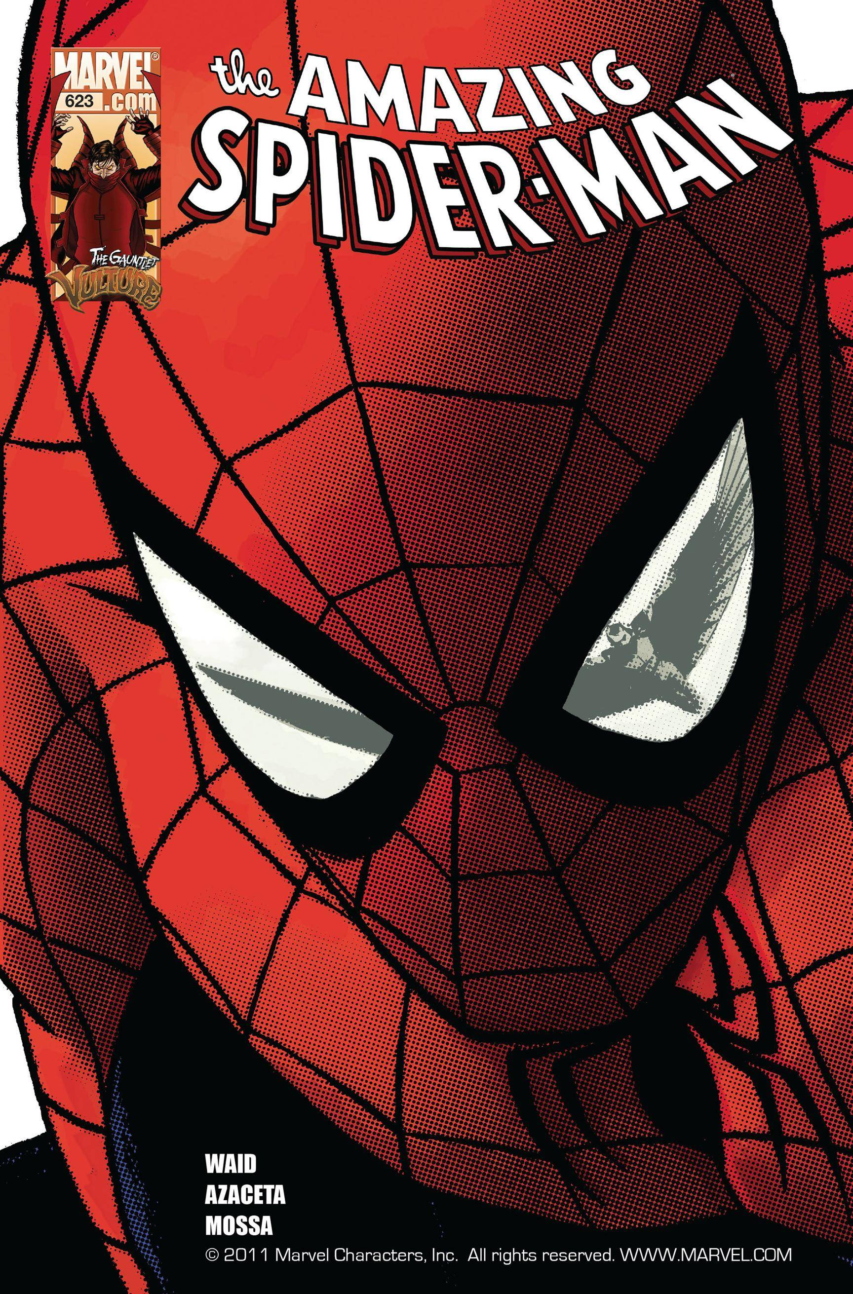 Amazing Spider-Man v1 623 Marvel 2010 Digital