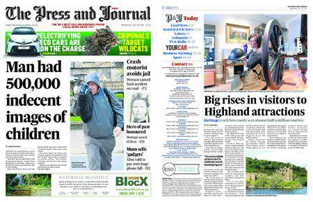 The Press and Journal Moray – April 18, 2018