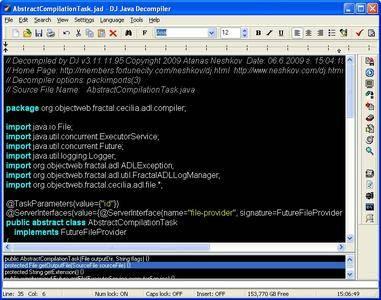 Atanas Neshkov DJ Java Decompiler 3.12.12.101