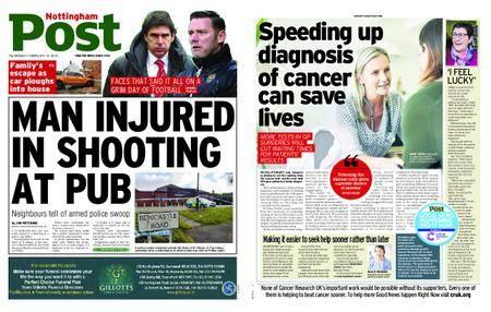 Nottingham Post – February 12, 2018