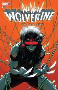All-New Wolverine 016 2017 Digital BlackManta-Empire