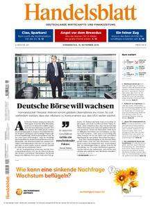 Handelsblatt - 15. November 2018
