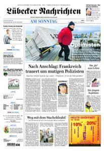 Lübecker Nachrichten Ostholstein Süd - 25. März 2018