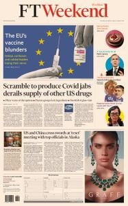 Financial Times USA - March 20, 2021