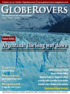 Globerovers - July 2019