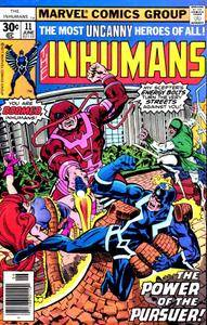 Inhumans v1 11 - Return to Earth