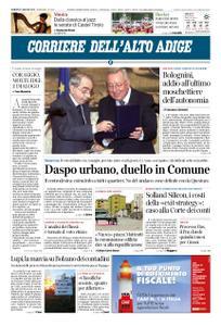 Corriere dell'Alto Adige – 31 maggio 2019