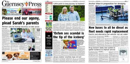 The Guernsey Press – 13 February 2018