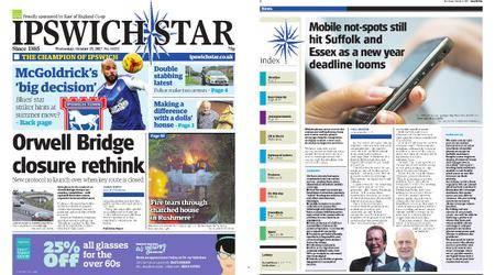 Ipswich Star – October 25, 2017