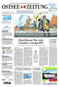Ostsee Zeitung Stralsund - 17. August 2019
