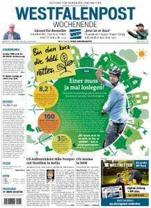 Westfalenpost Wetter - 01. Juni 2019