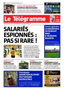 Le Télégramme Ouest Cornouaille – 22 mars 2021