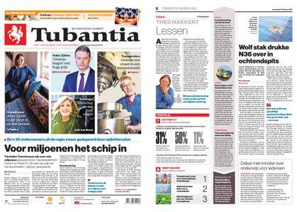 Tubantia - Enschede – 14 februari 2018