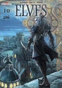Elves v10 - Dark Elf Black Heart 2016 digital The Magicians-Empire