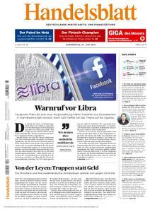 Handelsblatt - 27. Juni 2019
