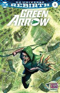 Green Arrow 003 2016 2 covers Digital Zone-Empire