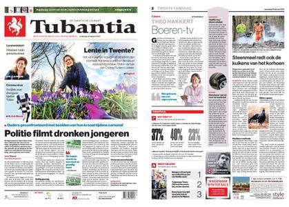 Tubantia - Enschede – 19 februari 2020
